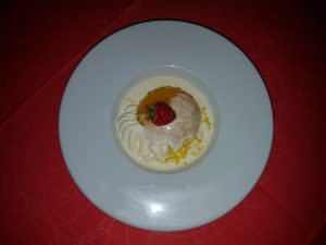 Citrus Zing           (Lemon and Orange Syrup Sponge Pudding)